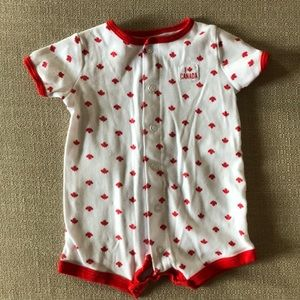 Carter's One Pieces - Carter's Canada romper 3 months